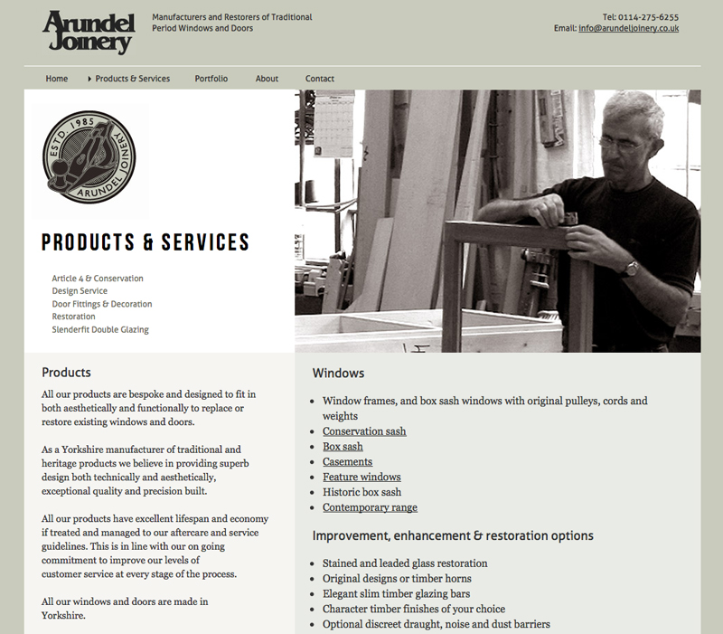 Arundel Joinery